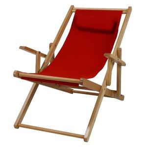 Hooksett Reclining Beach Chair
