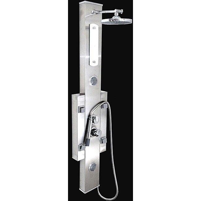 Charmant Bathroom Shower Tower Massage Multi Jets Spa System Panel Diverter