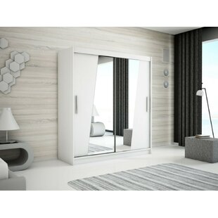Rhomb 2 Door Sliding Corner Wardrobe By Minio