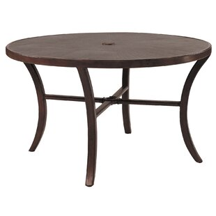 Heritage Aluminum Dining Table..
