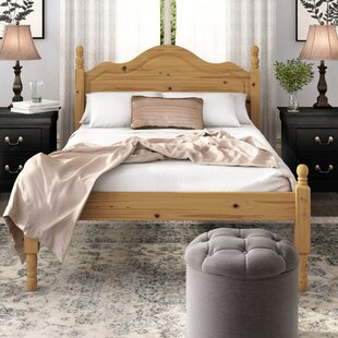 Review Agade Bed Frame