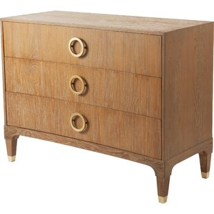 Atherton 3 Drawer Bachelor's Chest by Brownstone Furniture