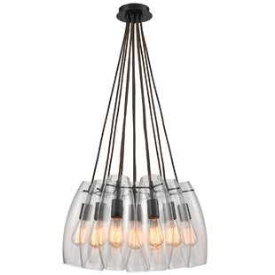 Topete 12-Light Pendant by Brayden Studio
