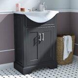 Yuri 24 Single Bathroom Vanity Set by Andover Mills™