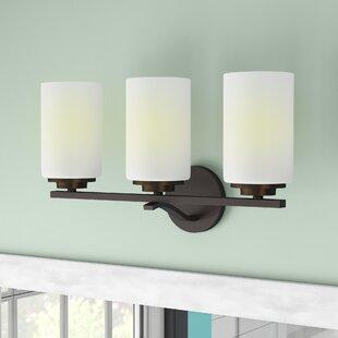 Mcgann 3-Light Vanity Light by Ebern Designs