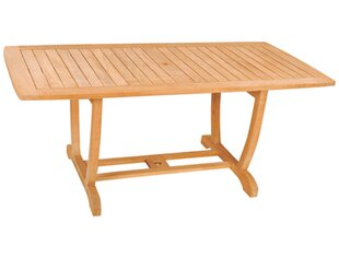 U Rectangular Table