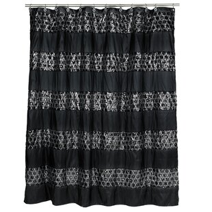 Black Shower Curtains Youll Love