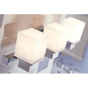 Orren Ellis Fiona 3-Light Vanity Light