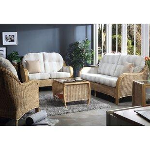 Read Reviews Buffavento 5 Piece Conservatory Sofa Set