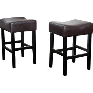 Alorton Bar Stool (Set of 2) by Darby Home Co