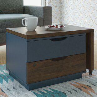 Xavier Lift Top Coffee Table with Storage by Novogratz