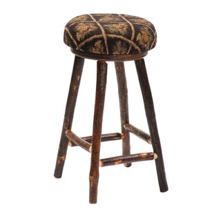 Find a Hickory 30 Bar Stool by Fireside Lodge Reviews (2019) & Buyer's Guide