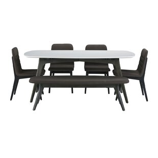 Dumfries 6 Piece Dining Set by Brayden Studio Amazing