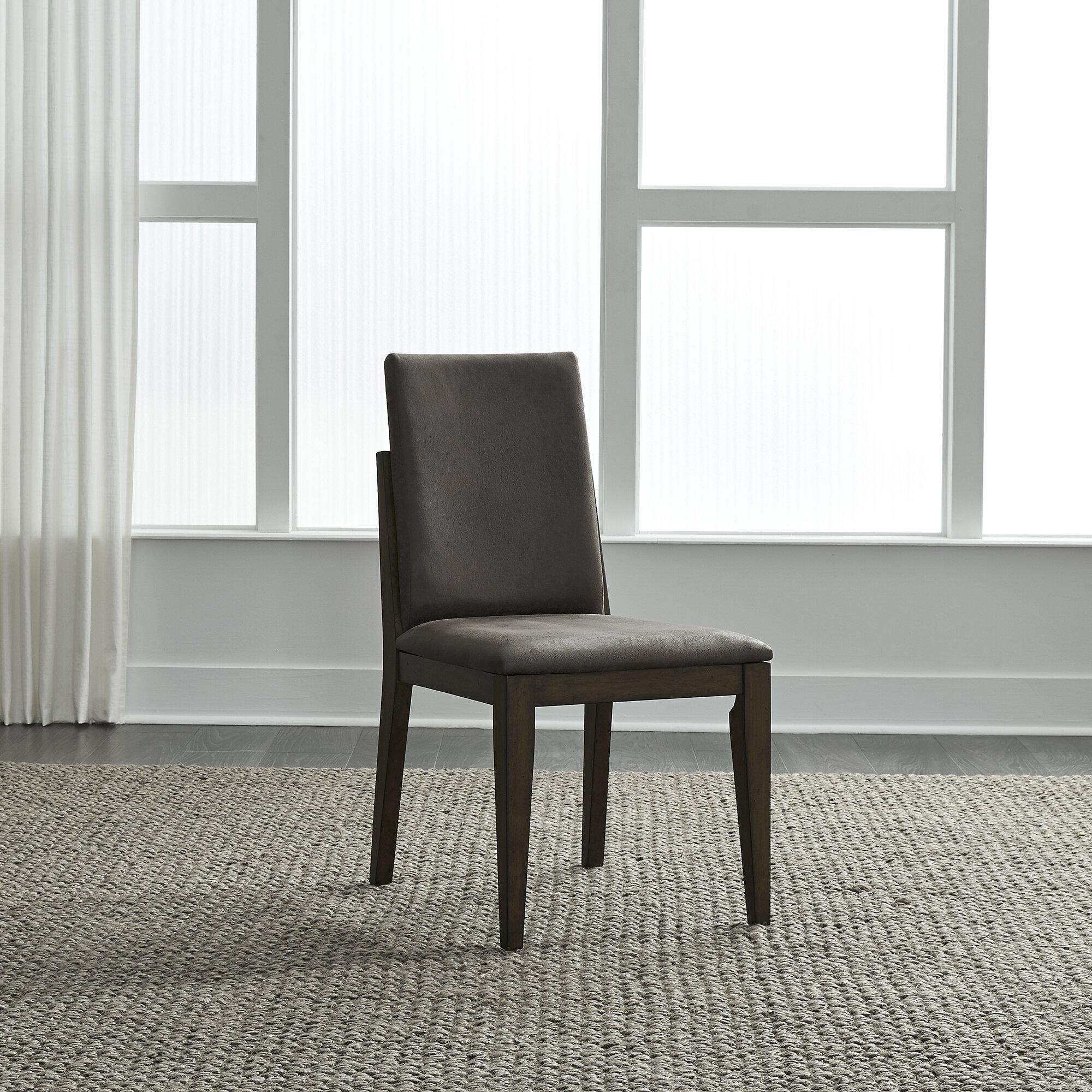 Joss Main Avianna Upholstered Dining Chair Wayfair Ca