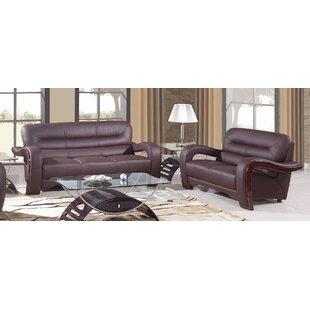 Aramis 2 Piece Living Room Set (Set of 2) ByLatitude Run