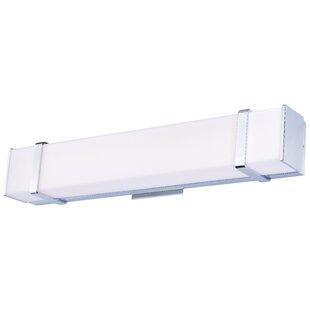 Vaxcel Noah 1-Light Bath Bar