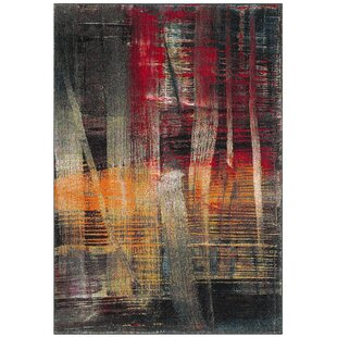 Coupon Charis Multi-Colored Area Rug ByEbern Designs