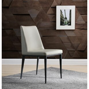 Crownover Upholstered Dining Chair (Set of 2) Orren Ellis