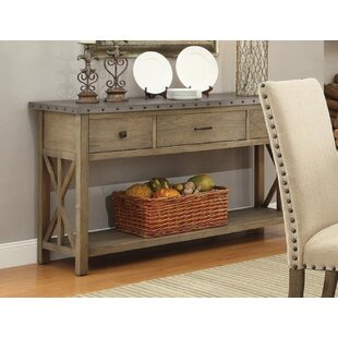 Erie Buffet Table by Millwood Pines