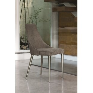 Great choice Clara Upholstered Dining Chair by Bontempi Casa Reviews (2019) & Buyer's Guide