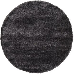 Evelyn Black Area Rug by Viv + Rae