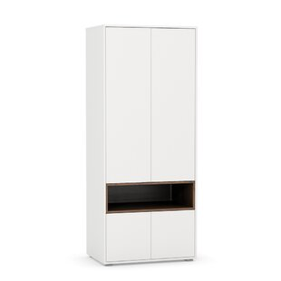 Sherie 4 Door Wardrobe By Ebern Designs