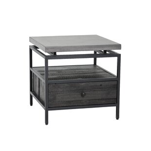Balch End Table by Williston Forge 2019 Online