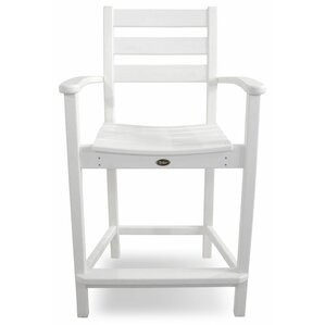 Monterey Bay Stackable Patio Dining Chair