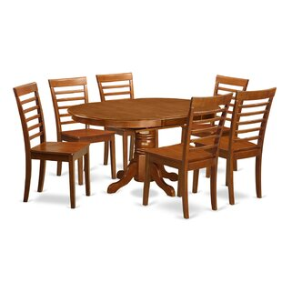 Spurling 7 Piece Dining Set August Grove