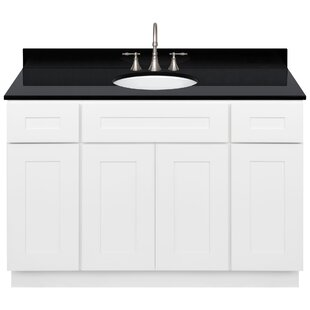 Strauch 48 Single Bathroom Vanity Set by Winston Porter