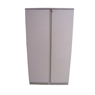 Trace 2 Door Storage Cabinet by Great Openings Design
