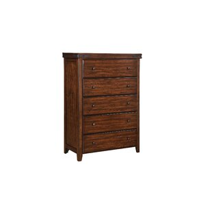 Loon Peak Nashoba 5 Drawer Chest