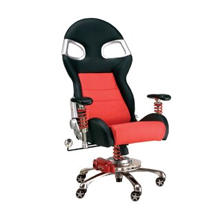 PitStop Furniture Mid-Back Desk Chair