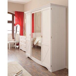 Parisot Marion 4 Door Armoire