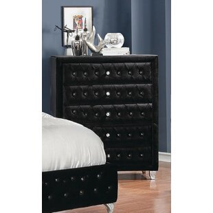 Guidry 5 Drawer Chest
