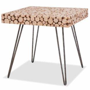 Edinburg Side Table By Alpen Home