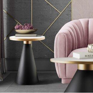 Cohutta End Table by Everly Quinn