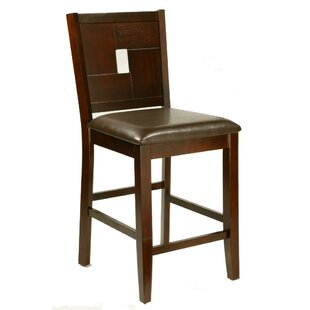 Roloff Bar Stool (Set of 2) by Bloomsbury Market