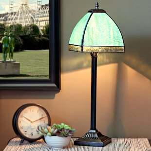 Schuyler Panel 25 Table Lamp