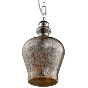 Varaluz Chalice in Wonderland 1-Light Bell Pendant