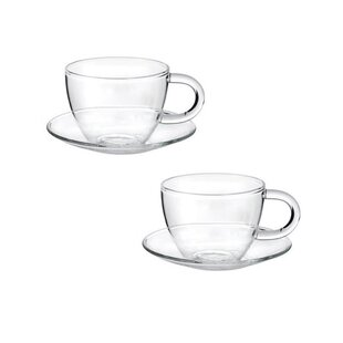 5 oz. Teacup F Set (Set of 2)