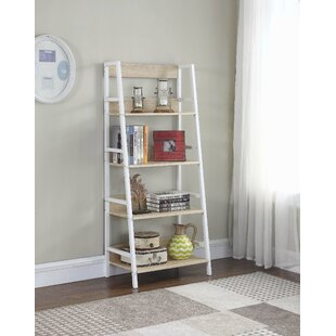 Shelly Ladder Bookcase by High..