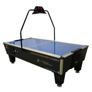 Pro Plus 8.3' Air Hockey Table By Gold Standard Games