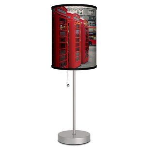 Lamp-In-A-Box London Telephone Boxes and Double Decker Buses 20