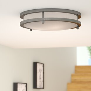 Gabilan 3-Light Flush Mount