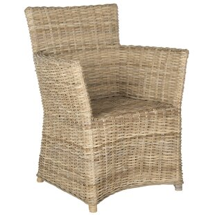 Willow Armchair By Highland Dunes