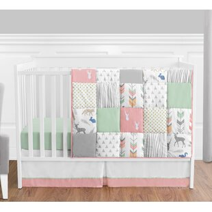 Order Woodsy 4 Piece Crib Bedding Set By Sweet Jojo Designs
