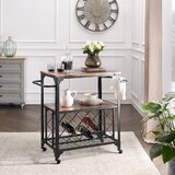 Drewery Bar Cart by Williston Forge