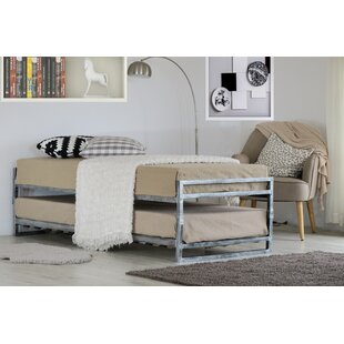 Brennon Single (3') Bed Frame By Williston Forge
