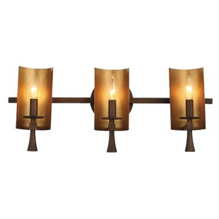 Bargain Sturm 3-Light Vanity Light By Millwood Pines
